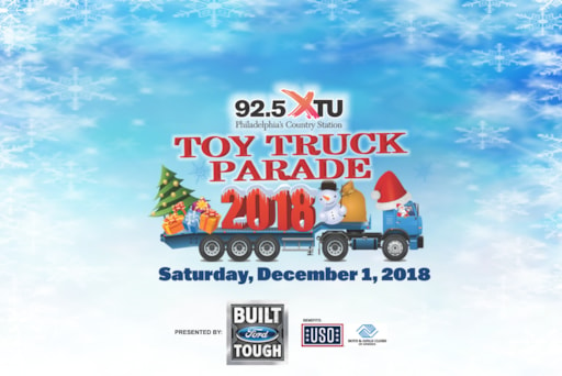 19th Annual XTU Toy Truck Parade