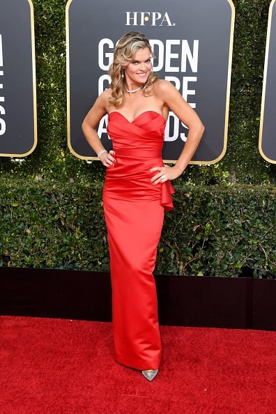 BEVERLY HILLS, CA - JANUARY 06: Missi Pyle attends the 76th Annual Golden Globe Awards at The Beverly Hilton Hotel on January 6, 2019 in Beverly Hills, California.  (Photo by Jon Kopaloff/Getty Images)