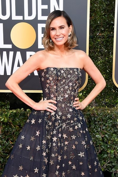 BEVERLY HILLS, CA - JANUARY 06:  Keltie Knight attends the 76th Annual Golden Globe Awards at The Beverly Hilton Hotel on January 6, 2019 in Beverly Hills, California.  (Photo by Jon Kopaloff/Getty Images)