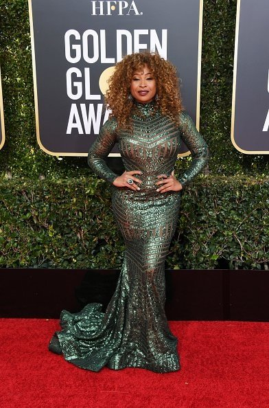 BEVERLY HILLS, CA - JANUARY 06:  Tanika Ray attends the 76th Annual Golden Globe Awards at The Beverly Hilton Hotel on January 6, 2019 in Beverly Hills, California.  (Photo by Jon Kopaloff/Getty Images)