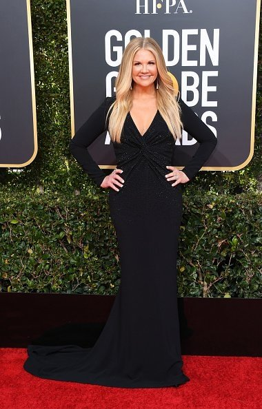 BEVERLY HILLS, CA - JANUARY 06:  Nancy O'Dell attends the 76th Annual Golden Globe Awards at The Beverly Hilton Hotel on January 6, 2019 in Beverly Hills, California.  (Photo by Jon Kopaloff/Getty Images)