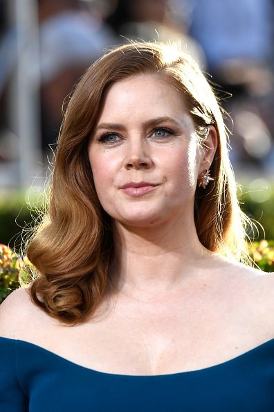 BEVERLY HILLS, CA - JANUARY 06:  Amy Adams attends the 76th Annual Golden Globe Awards at The Beverly Hilton Hotel on January 6, 2019 in Beverly Hills, California.  (Photo by Frazer Harrison/Getty Images)