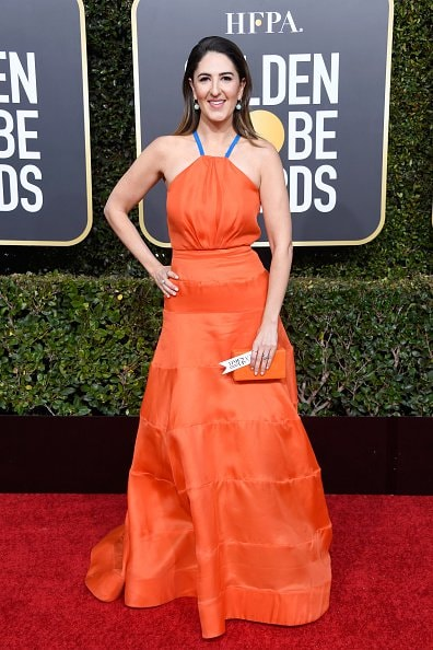 BEVERLY HILLS, CA - JANUARY 06:  D'Arcy Carden attends the 76th Annual Golden Globe Awards at The Beverly Hilton Hotel on January 6, 2019 in Beverly Hills, California.  (Photo by Frazer Harrison/Getty Images)