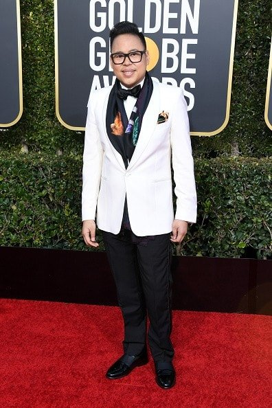 BEVERLY HILLS, CA - JANUARY 06: Nico Santos attends the 76th Annual Golden Globe Awards at The Beverly Hilton Hotel on January 6, 2019 in Beverly Hills, California.  (Photo by Jon Kopaloff/Getty Images)
