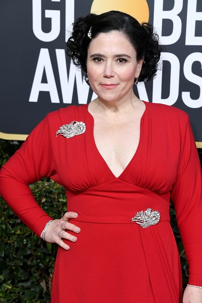BEVERLY HILLS, CA - JANUARY 06: Alex Borstein attends the 76th Annual Golden Globe Awards at The Beverly Hilton Hotel on January 6, 2019 in Beverly Hills, California.  (Photo by Jon Kopaloff/Getty Images)