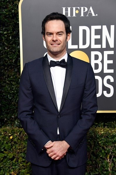 BEVERLY HILLS, CA - JANUARY 06:  Bill Hader attends the 76th Annual Golden Globe Awards at The Beverly Hilton Hotel on January 6, 2019 in Beverly Hills, California.  (Photo by Frazer Harrison/Getty Images)