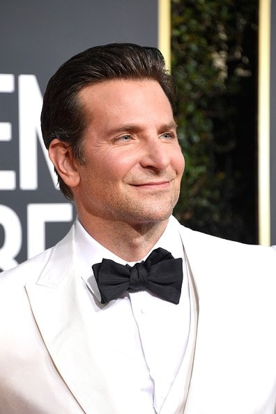 BEVERLY HILLS, CA - JANUARY 06: Bradley Cooper attends the 76th Annual Golden Globe Awards at The Beverly Hilton Hotel on January 6, 2019 in Beverly Hills, California.  (Photo by Frazer Harrison/Getty Images)
