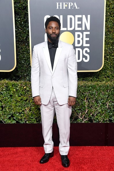 BEVERLY HILLS, CA - JANUARY 06:  John David Washington attends the 76th Annual Golden Globe Awards at The Beverly Hilton Hotel on January 6, 2019 in Beverly Hills, California.  (Photo by Frazer Harrison/Getty Images)