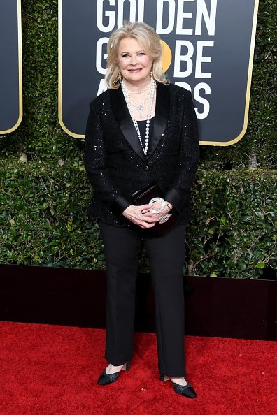 BEVERLY HILLS, CA - JANUARY 06: Candice Bergen attends the 76th Annual Golden Globe Awards at The Beverly Hilton Hotel on January 6, 2019 in Beverly Hills, California.  (Photo by Jon Kopaloff/Getty Images)