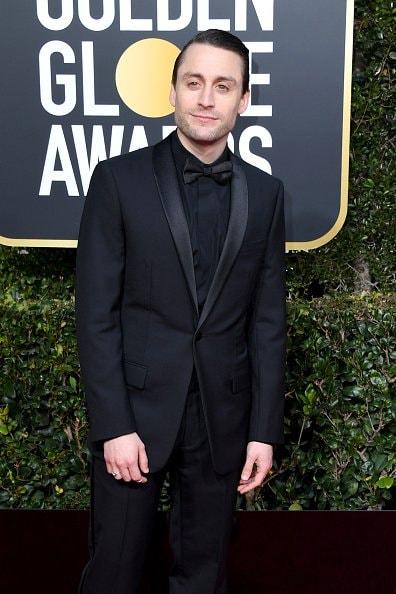 BEVERLY HILLS, CA - JANUARY 06:  Kieran Culkin attends the 76th Annual Golden Globe Awards at The Beverly Hilton Hotel on January 6, 2019 in Beverly Hills, California.  (Photo by Jon Kopaloff/Getty Images)