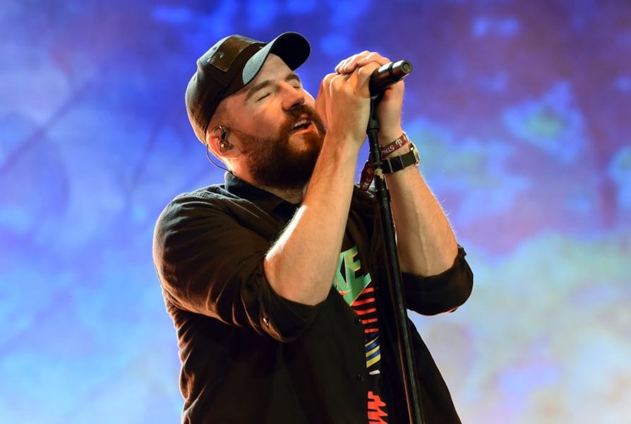 INDIO, CALIFORNIA - APRIL 27: Sam Hunt performs onstage during the 2019 Stagecoach Festival at Empire Polo Field on April 27, 2019 in Indio, California. (Photo by Kevin Winter/Getty Images for Stagecoach)