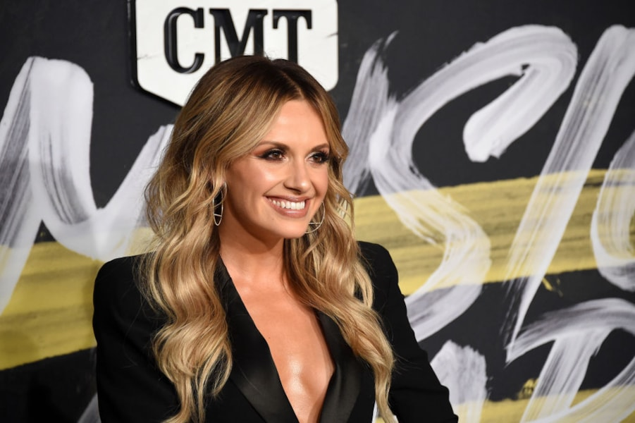 Carly Pearce attends the 2018 CMT Music Awards at Bridgestone Arena on June 6, 2018 in Nashville, Tennessee.