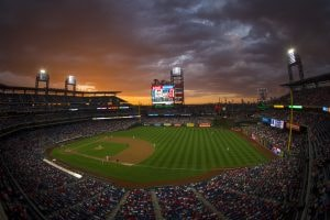 Washington Nationals v Philadelphia Phillies