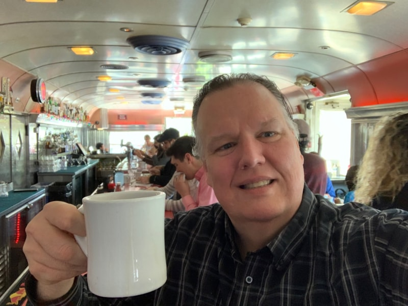 Nothing goes better with brunch than a nice cup of coffee!!