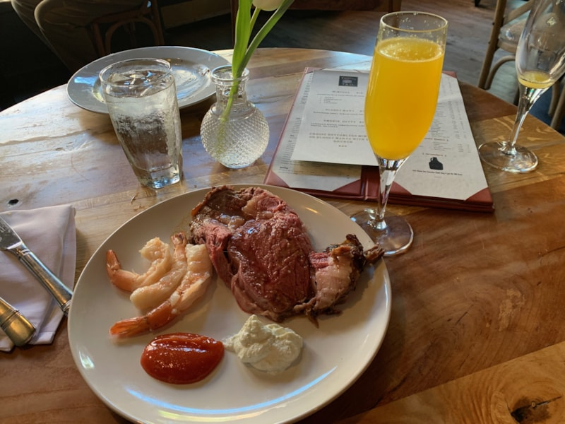 """Welcome to my brand new feature called """"Brunch With Brian"""" where every weekI'll bemaking a stop to one of the many places to do brunch in Philly and the Delaware Valley. My first stop is The Twisted Tail, located in the Society Hill section of Philly!I actually went for their special Easter Brunch and it…"""