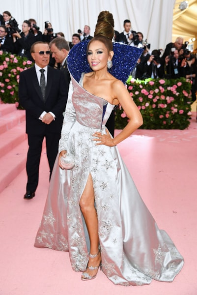 NEW YORK, NEW YORK - MAY 06: Thalia attends The 2019 Met Gala Celebrating Camp: Notes on Fashion at Metropolitan Museum of Art on May 06, 2019 in New York City. (Photo by Dimitrios Kambouris/Getty Images for The Met Museum/Vogue)