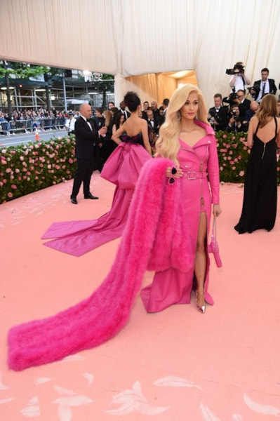 NEW YORK, NEW YORK - MAY 06: Kacey Musgraves attends The 2019 Met Gala Celebrating Camp: Notes on Fashion at Metropolitan Museum of Art on May 06, 2019 in New York City. (Photo by Jamie McCarthy/Getty Images)