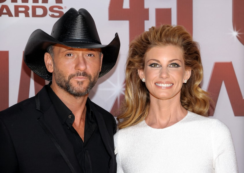 Tim McGraw is 52 years old.