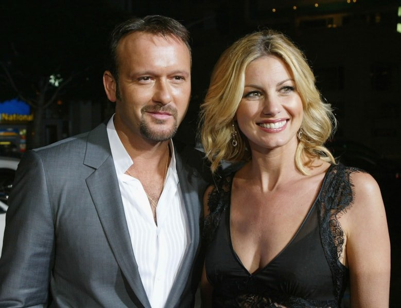 Tim and Faith have 3 daughters