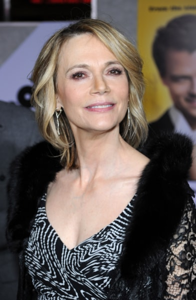 """HOLLYWOOD - JANUARY 27:  Actress Peggy Lipton arrives at the premiere Of Touchstone Pictures' """"When in Rome"""" at the El Capitan Theatre on January 27, 2010 in Hollywood, California.  (Photo by Frazer Harrison/Getty Images)"""