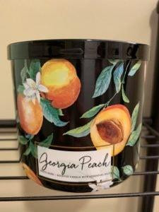 Peach Candle