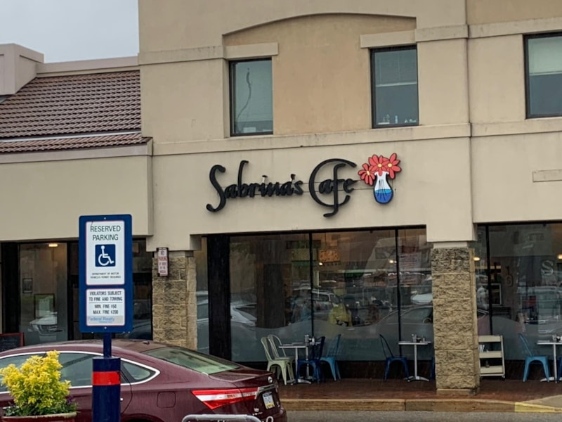 One of Sabrina's Cafe's popular locations is in Wynnewood