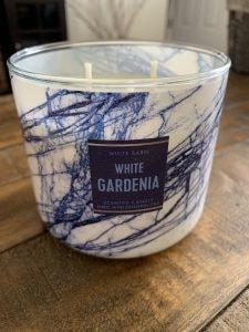 Bath & Body Works White Gardenia Candle
