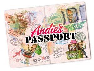 Andie's Passport